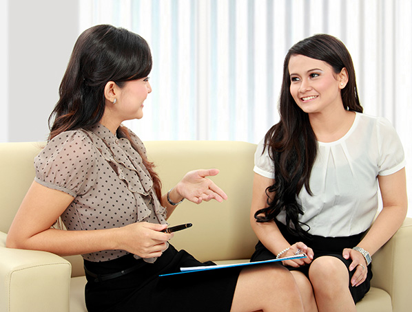Consultation luminous beauty services