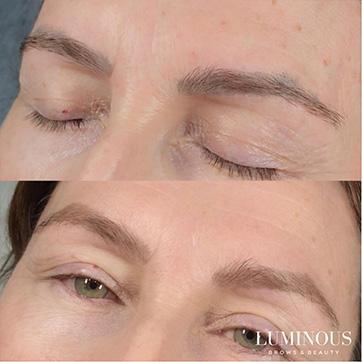 Eyebrow Corrections