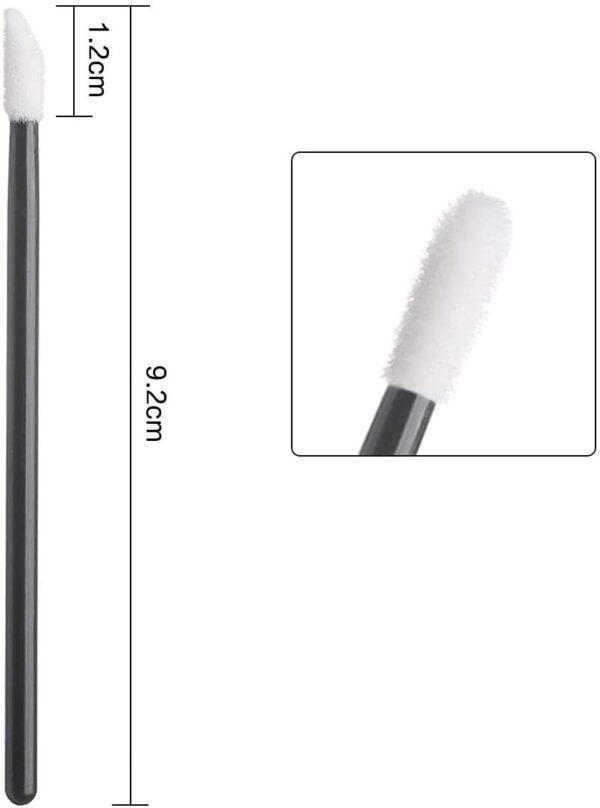 Lip Gloss or Eyebrow Pigment Applicator 2