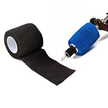 Tattoo Machine Grip Tape (Black) 3
